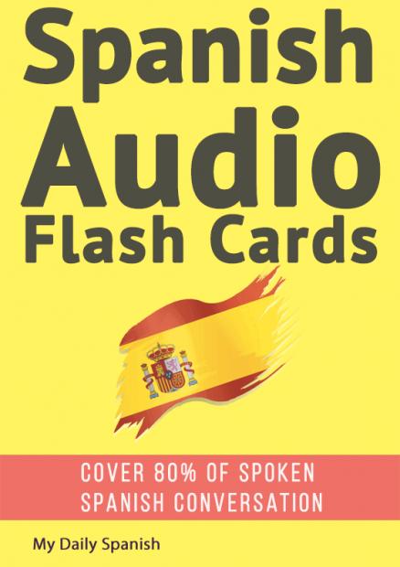 Spanish Audio