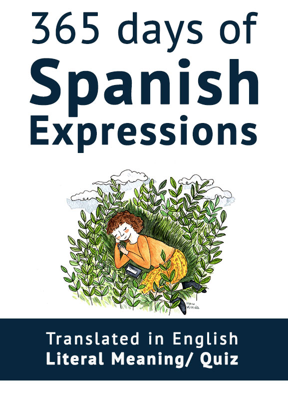 365 days spanish expressions